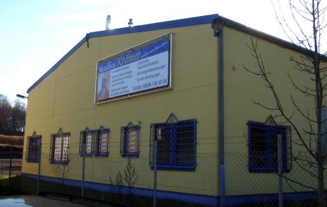 Betriebsgelände Krämer Metallbau