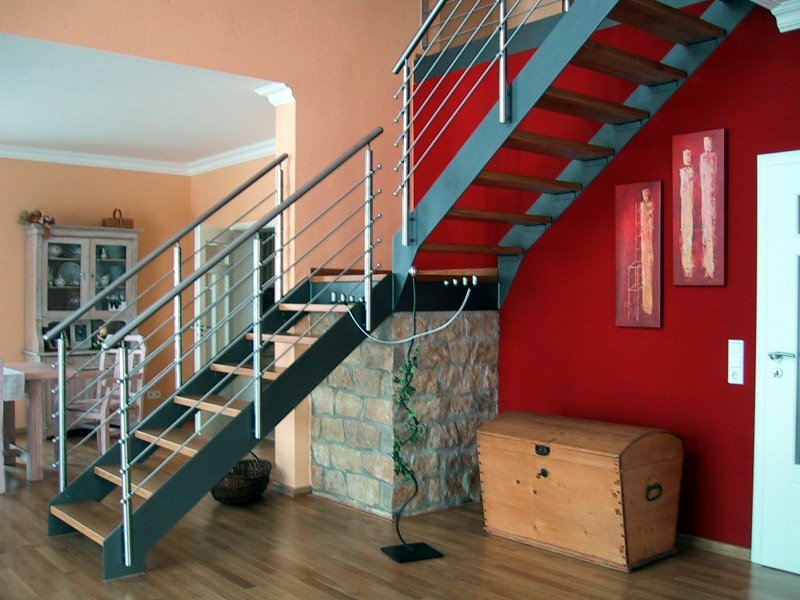 Muster TA 01 - Treppenanlagen