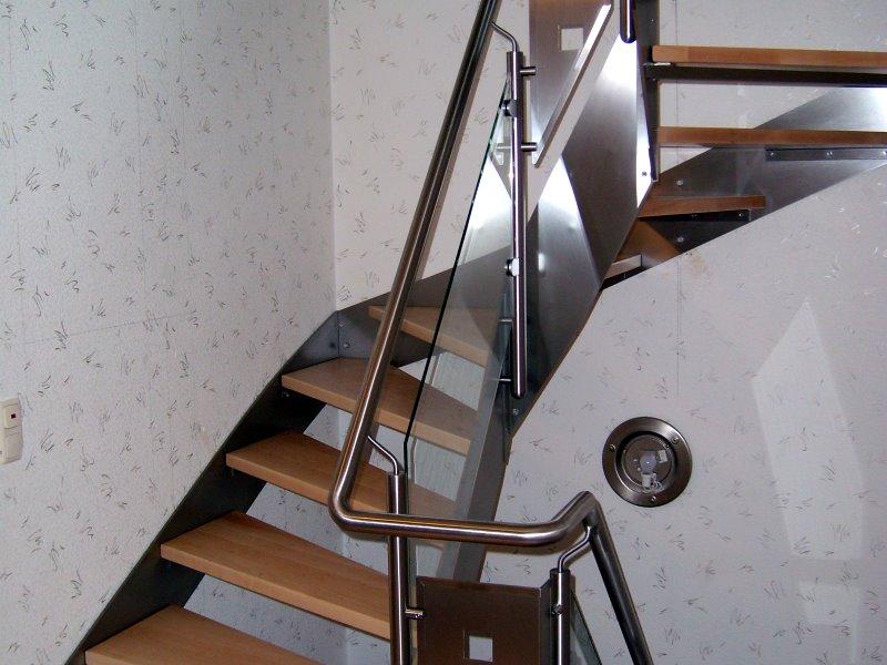 Muster TA 03 - Treppenanlagen