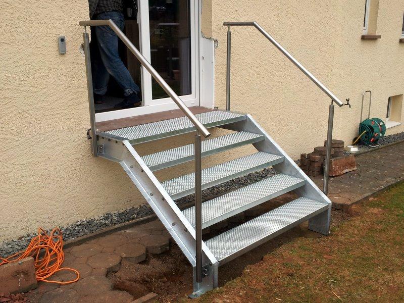 Muster TA 04 - Treppenanlagen