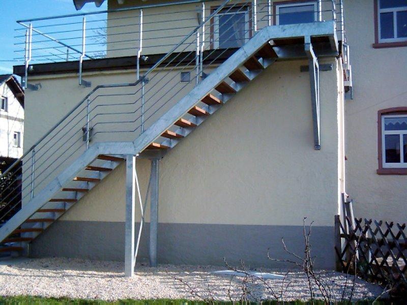 Muster TA 05 - Treppenanlagen