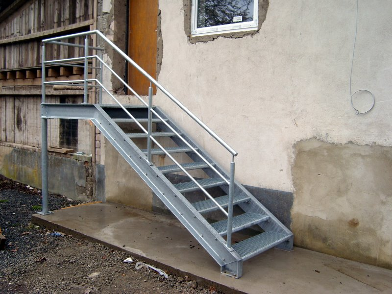 Muster TA 06 - Treppenanlagen