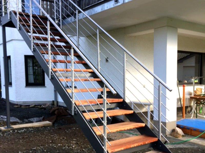 Muster TA 09 - Treppenanlagen