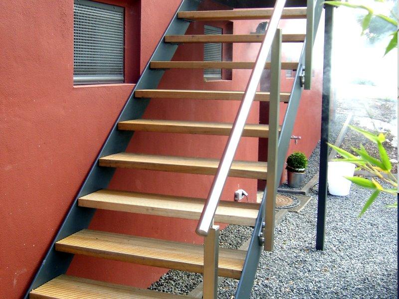 Muster TA 12 - Treppenanlagen