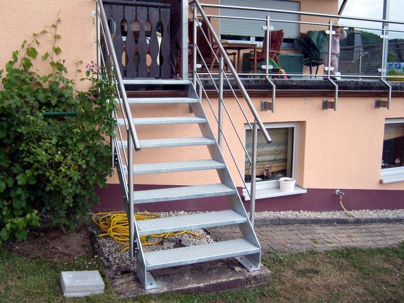 Muster TA 13 - Treppenanlagen
