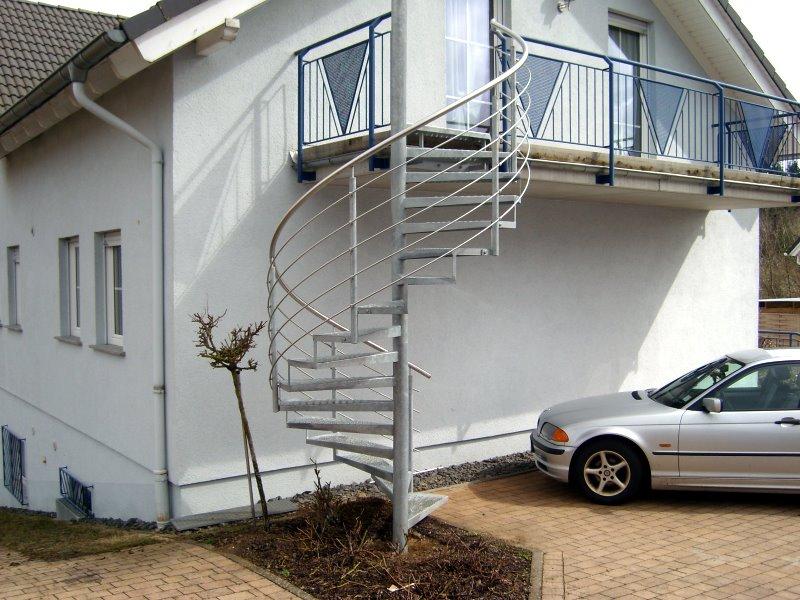 Muster TA 14 - Treppenanlagen