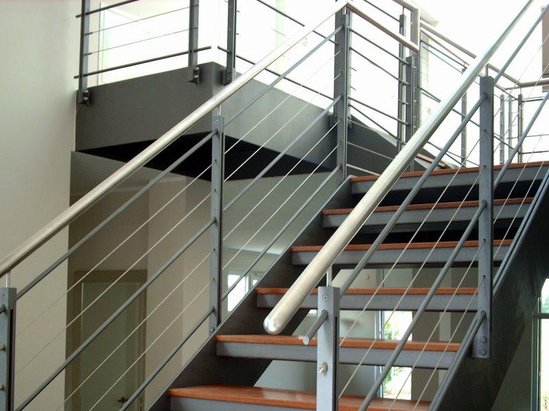 Muster TA 16 - Treppenanlagen
