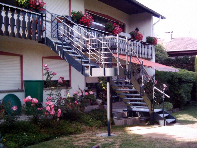 Muster TA 17 - Treppenanlagen