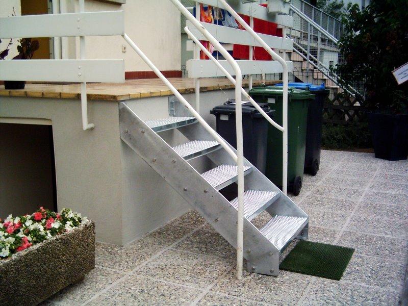 Muster TA 18 - Treppenanlagen