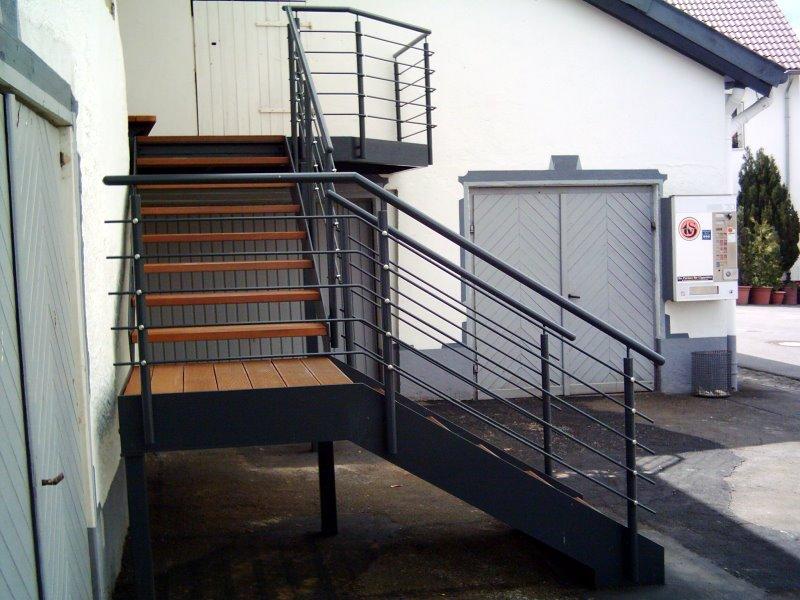 Muster TA 19 - Treppenanlagen