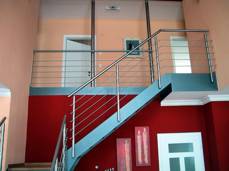 Muster TA 20 - Treppenanlagen