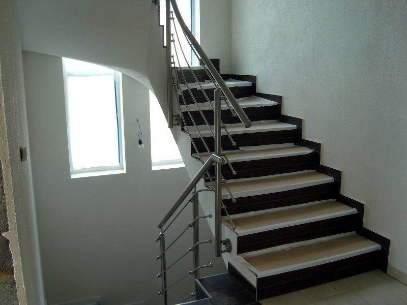 Muster TG 03 - Treppengeländer