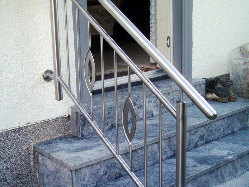Muster TG 10 - Treppengeländer