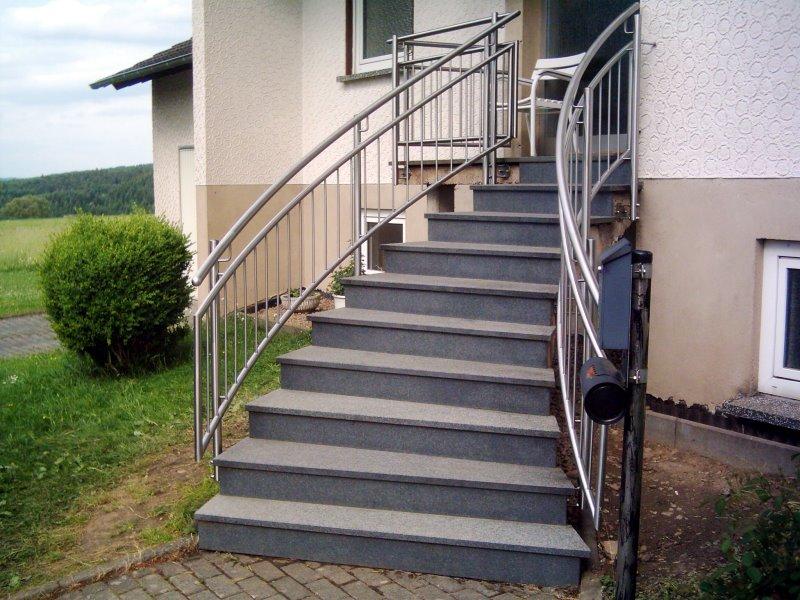 Muster TG 12 - Treppengeländer