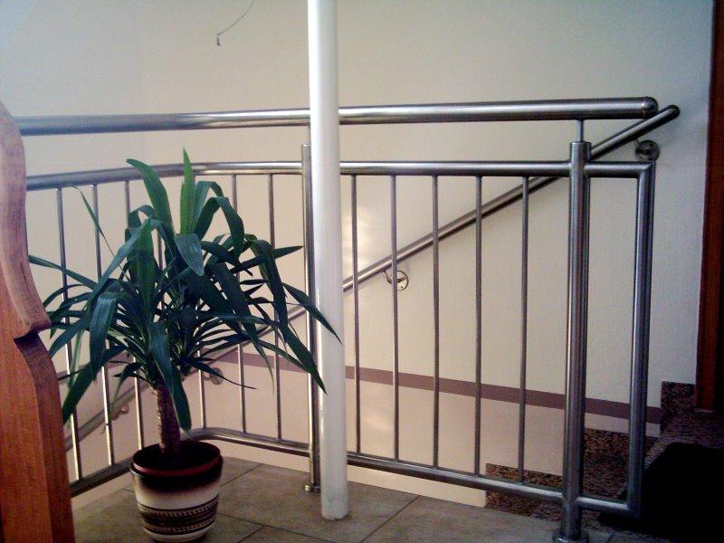 Muster TG 13 - Treppengeländer